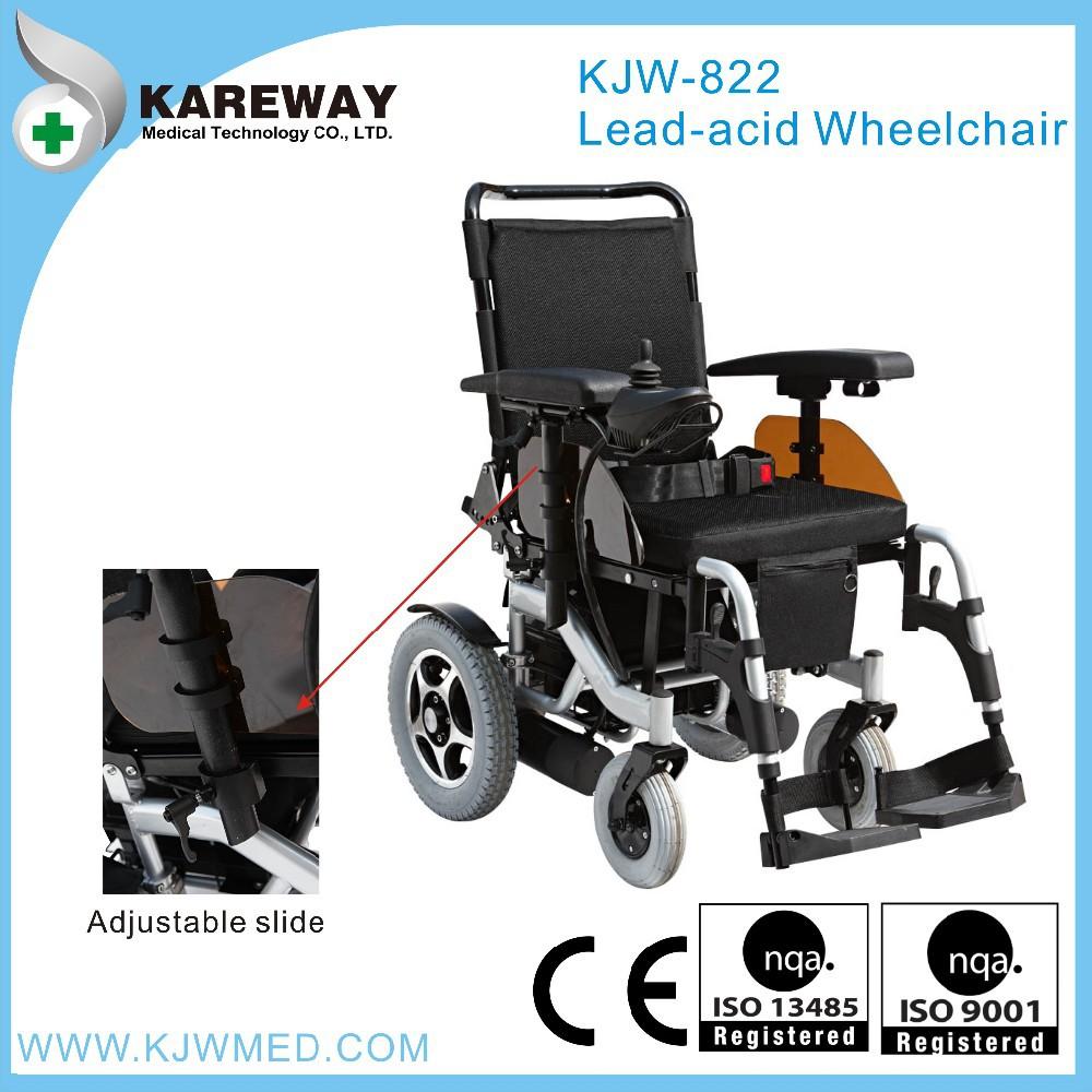 Vendita calda tipo europa portatori di handicap sedia a rotelle elettrica prezzi forniture per - Sedie per portatori di handicap ...
