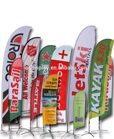 Flying Style and Polyester Flags & Banners Material outdoor flag pole