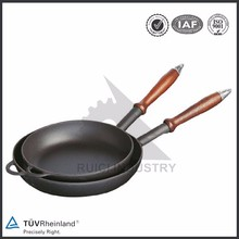 OEM high quality mini cast iron skillet