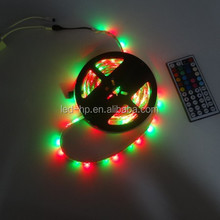 Good quality 3528 smd led light smd DC12/24V led fabric strip with ce rohs