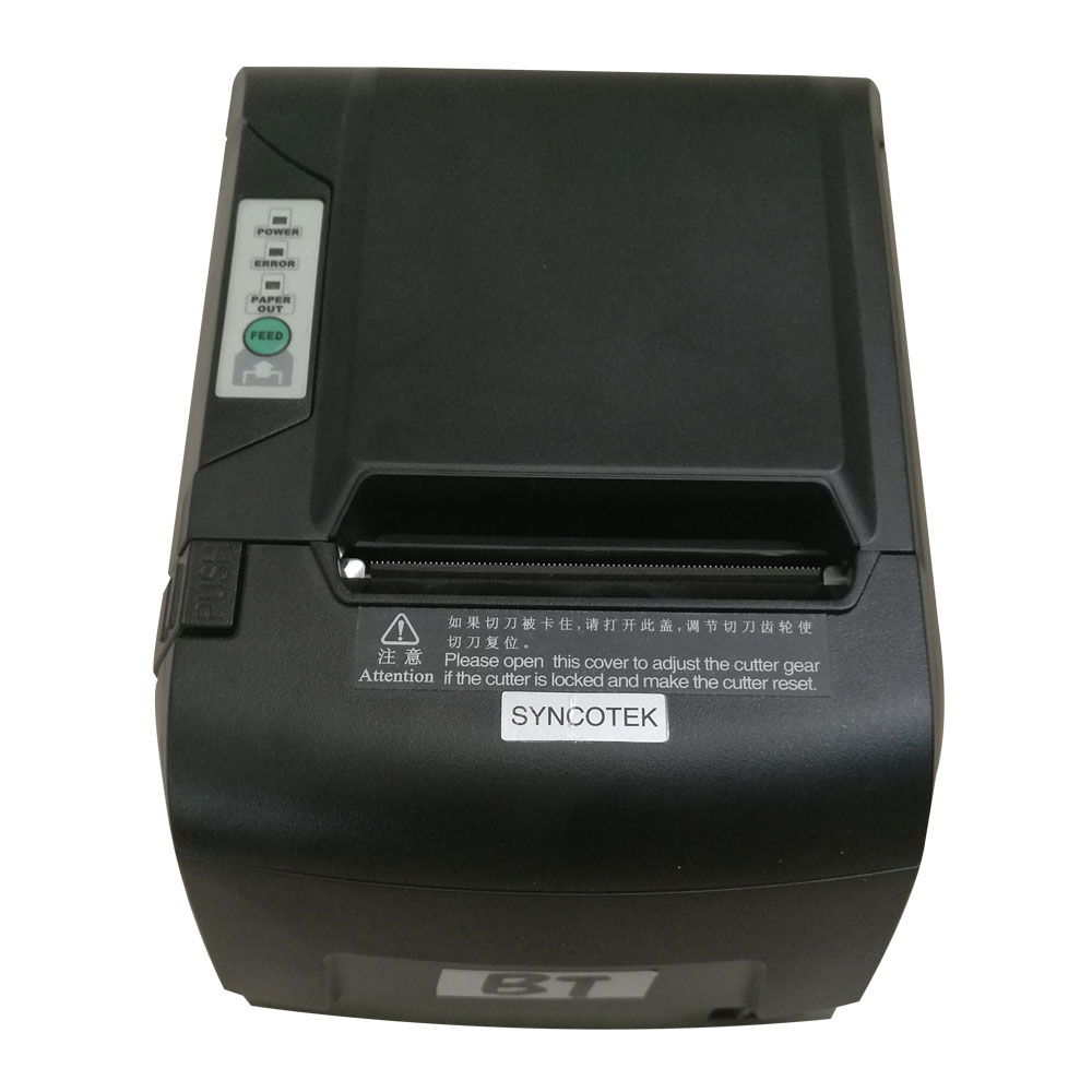 Cheap 80mm USB Wireless Bluetooth Thermal Kitchen Receipt Printer