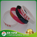 promotional cheap custom silicone hand bands