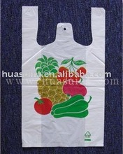 HDPE Grocery Bag