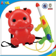 Shooting Long Distance Gun With Backpack Toy Gun Plastic Water Gun Bottle