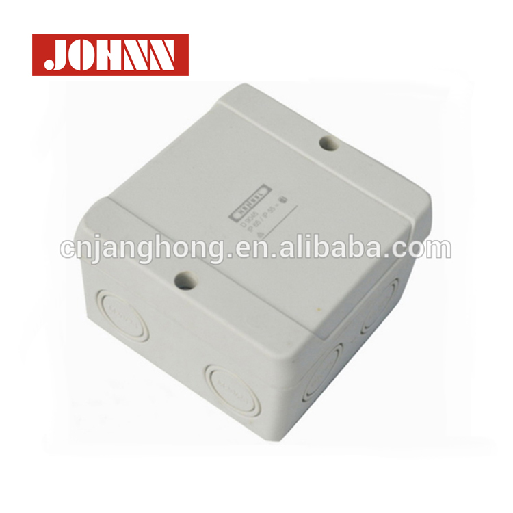 Low price JK Series ABS waterproof electrical cable enclosure for sale