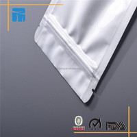 printed zip lock antistatic aluminum foil bag