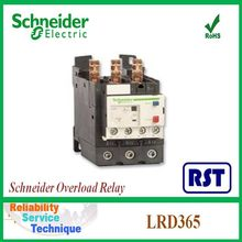 Schneider LRD365 telemecanique thermal overload relay