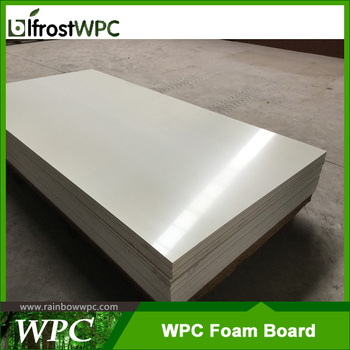White Color PVC Foam Board