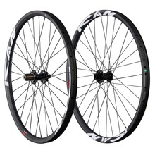 All mountain carbon wheels 29er mtb carbon wheelset 35mm clincher wheels tubeless ready hookless mtb wheels AM290-TL