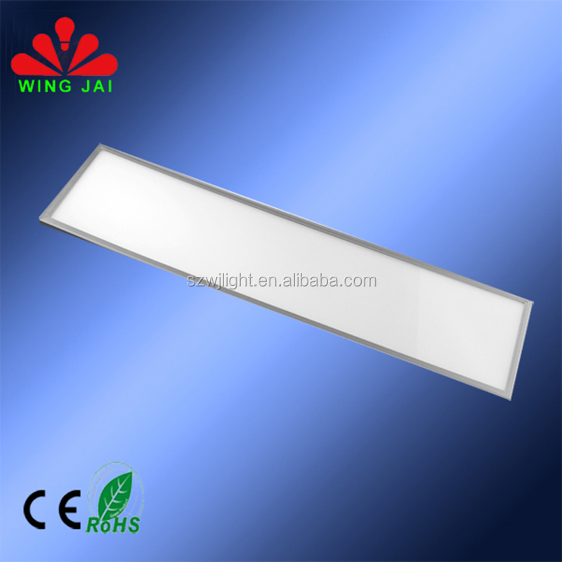 2015 Top selling high quality low price super bright smd ultra flat 120x30 36w-40w panel light white ceiling led