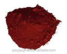 pure iron oxide red 130 for color concrete