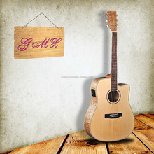 resonable price for custom made all solid wood guitar with EQ
