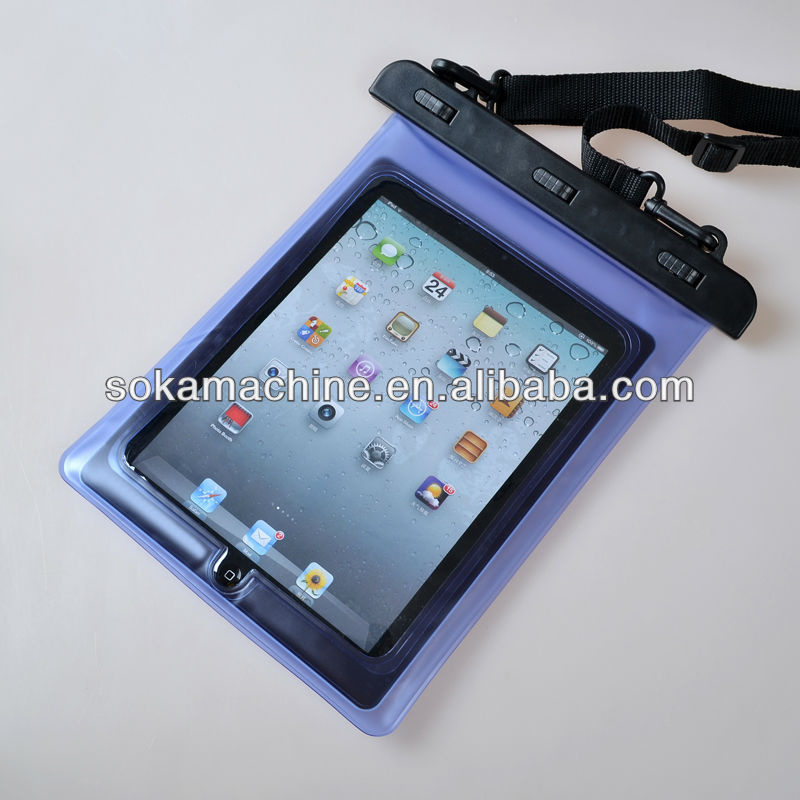 Wholesale supply all kinds of waterproof ipad bag