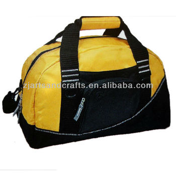 Gym travel sports bag