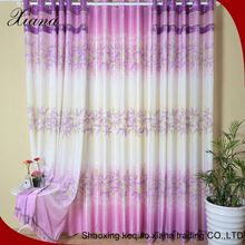 Garden curtain good quality curtain Printed blind curtain