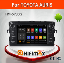 HIFIMAX Android 5.1 Car DVD Player For TOYOTA Auris Car DVD GPS Navigation System for toyota auris radio player