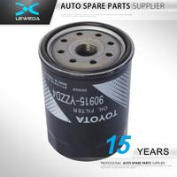 Hotsale auto engine automotive oil filter for toyota 90915-yzzd4
