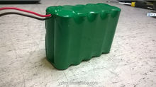 24v nimh aa battery pack 2000mah with 1.5v aa rechargeable battery