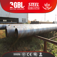 used steel pipe Spirally submerged Arc welding X56 Q34B 16Mn