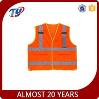 Aa498 Hi Viz Vest Safety Work