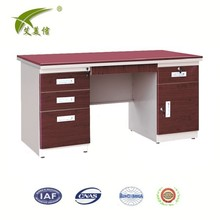 Office cheap metal modern design furniture computer table