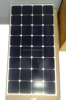 Sunpower solar cell 100 watt solar panel with alum frame and glass