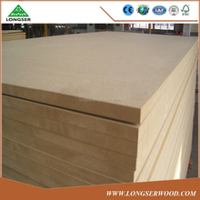 Low Price Medium Density Fiberboard Plain MDF