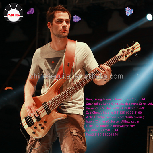 SAKURA HIGH QUALITY ELETRIC BASS GUITAR