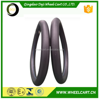 First Class Butyl Motorcycle Tyre And Inner Tube 350-10