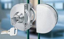 New Products Guard Safety Modern Lock For Glass Door