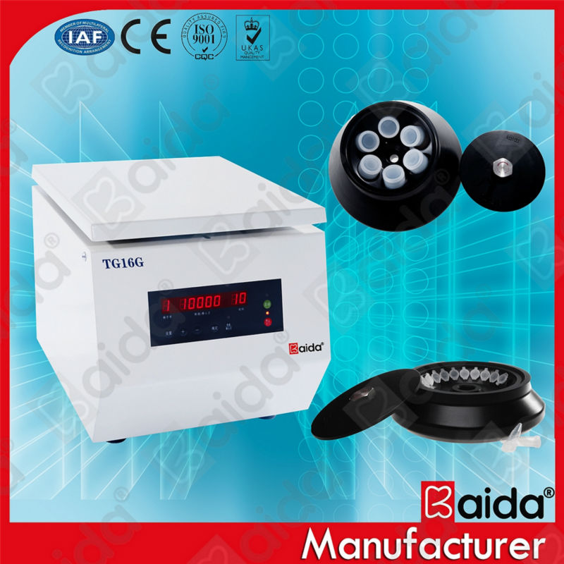 TG16G laboratory medical centrifuge machine