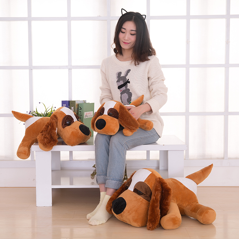 Plush electronic walking puppy dog soft toy