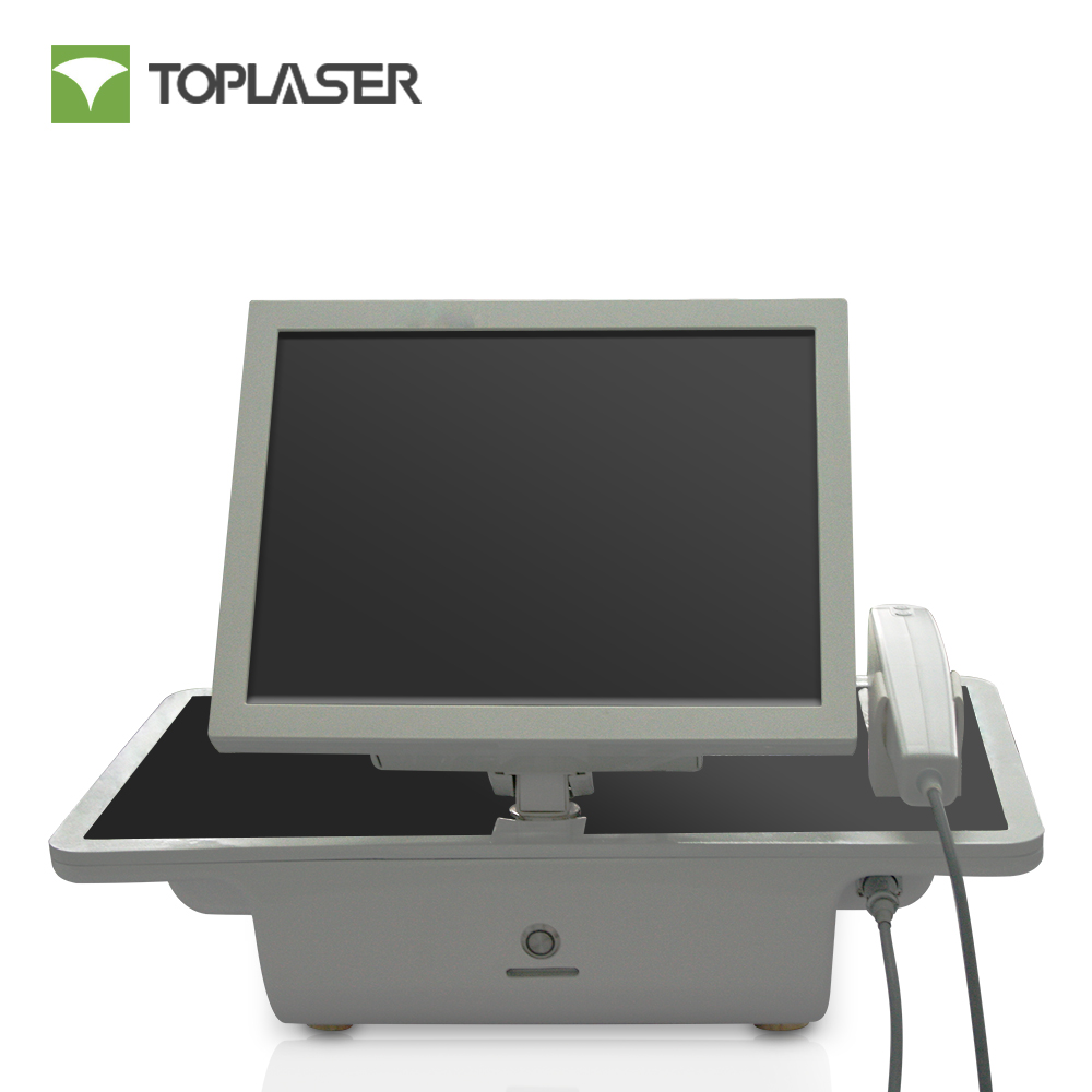Toplaser Skin Tightening Wrinkle Removal and Collagen Reborn Beauty Machine