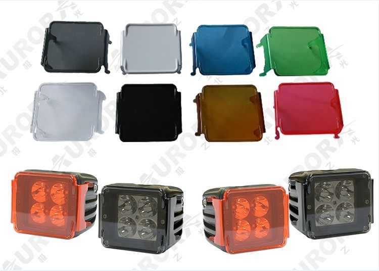 Bright 2'' led pod cube Motorcycle motorcycle led spot work light