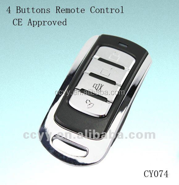 shenzhen rf transmitter copy code electrical switch with car remote controller 433mhz/315mhz