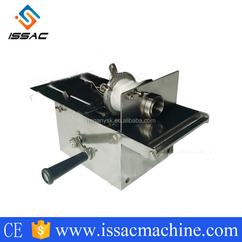 Factory Supply best manual binding machine best wire binding machine best coil binding machine for sandwich bread toast plate