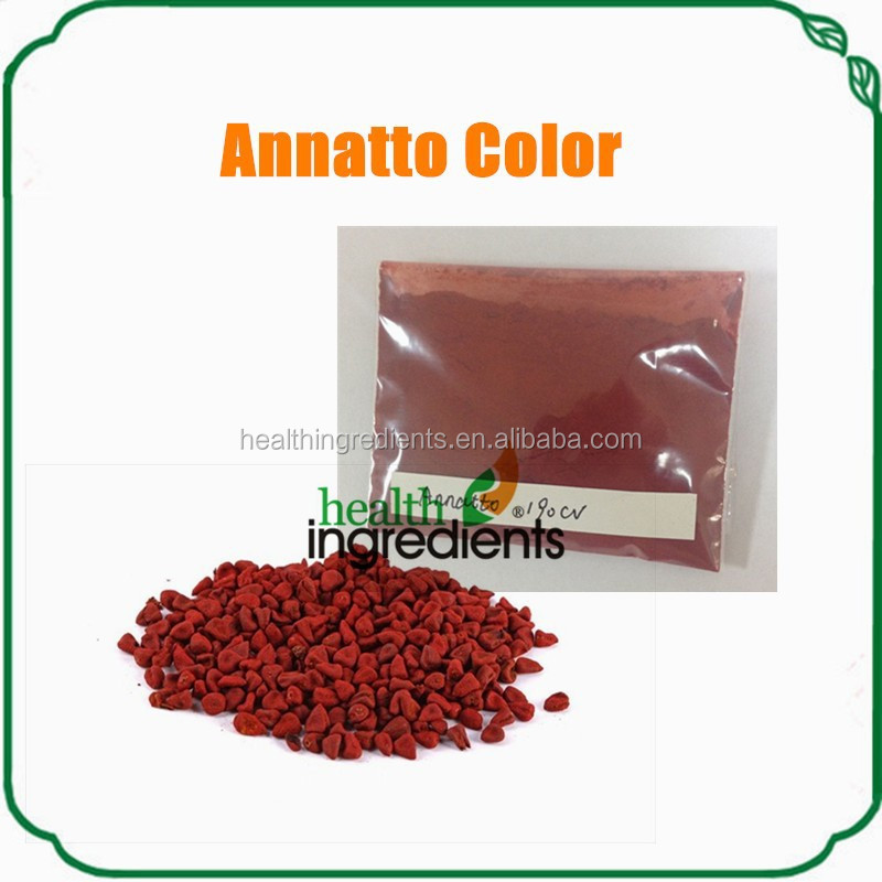 Annatto Food Color Bulk Food Coloring Ingredients With Fair Price ...