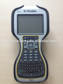 Trimble RTK GPS TSC3 with Integrated GPS and Internal Compass