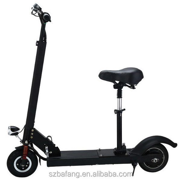 powerful electric scooter can be used off road and can be used by both adults and kids
