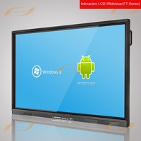 65 inch Interactive tv touch screen whiteboard