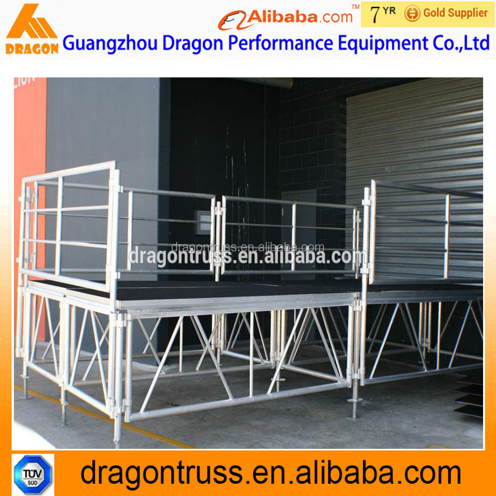 Aluminum Mobile <strong>Stage</strong>, Portable <strong>Stage</strong>, <strong>Stage</strong> Platform For Sale