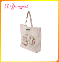 2016 Hot Customized standard size shopping bag