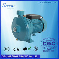 100% Aluminum wire CPM200 1.5kw 2hp specification of centrifugal pump for water