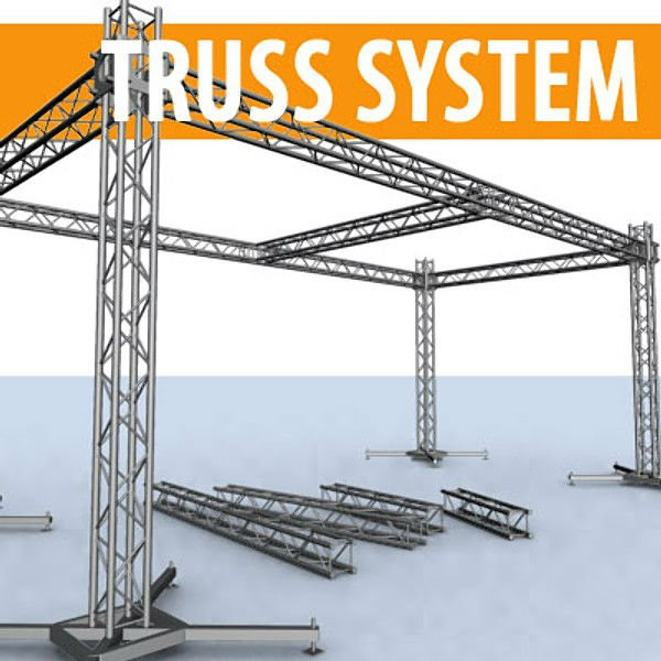 Guangzhou Fashional Chain Hoist Truss With Ce Sgs Tuv