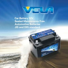VELA brand JIS n200 mf Japanese standard battery