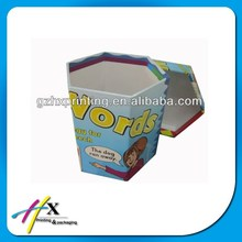 CMYK Color Sex Toy Packaging Box with Lid