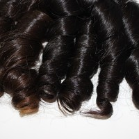 no medicine pure handwork virgin indian human hair extension,indian hair