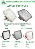 UL&cUL, ATEX led gas station/petrol,/chemical/natural gas/canopy anti explosive light