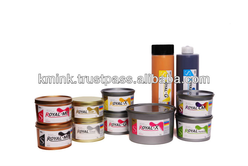 ROYAL series Sheetfed offset printing ink