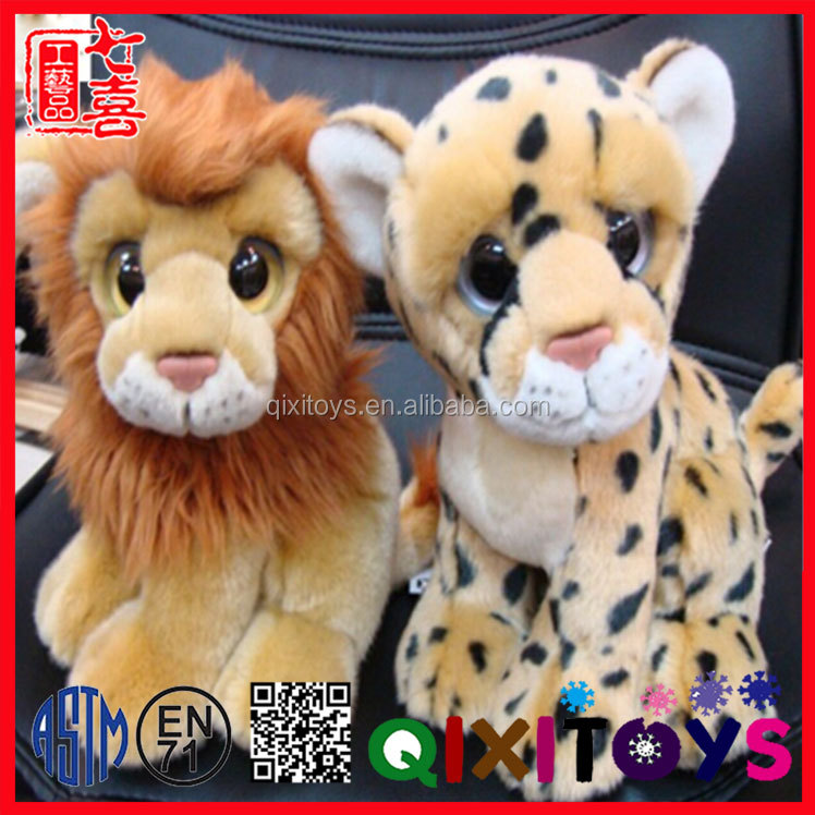 CE super soft plush animal sex toys lovely lion toys stuffed white lion toys
